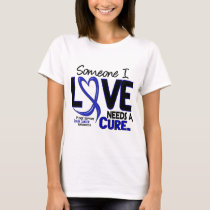 Colon Cancer NEEDS A CURE 2 T-Shirt