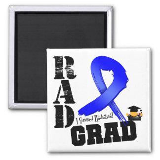 Colon Cancer Radiation Therapy RAD Grad Fridge Magnet