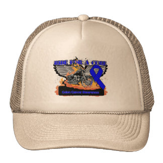 Colon Cancer Ride For a Cure Trucker Hat