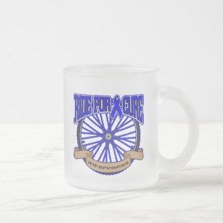 Colon Cancer Ride For Cure Coffee Mug