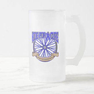 Colon Cancer Ride For Cure Coffee Mugs