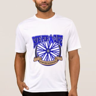 Colon Cancer Ride For Cure Tee Shirt