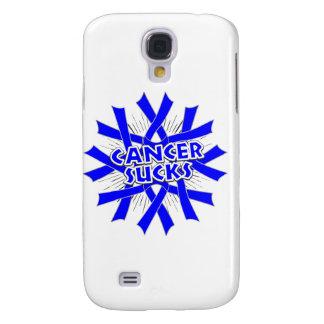 Colon Cancer Sucks Samsung Galaxy S4 Cover