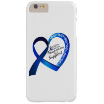Colon Cancer Suppor Gifts Barely There iPhone 6 Plus Case