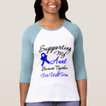 Colon Cancer Support (Aunt) Tees