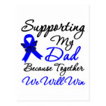 Colon Cancer Support (Dad) Post Card