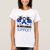 Colon Cancer Support T-Shirt