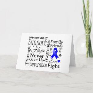 Colon Cancer Cards Zazzle