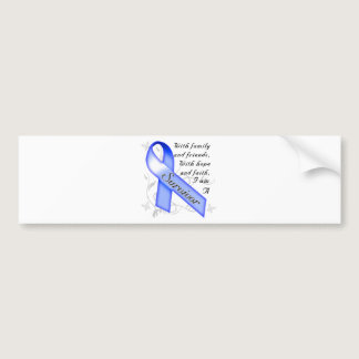 Colon Cancer Survivor Bumper Sticker