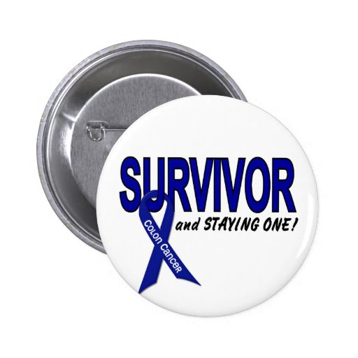 Colon Cancer Survivor & STAYING One Pin