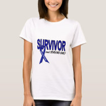 Colon Cancer Survivor & STAYING One T-Shirt