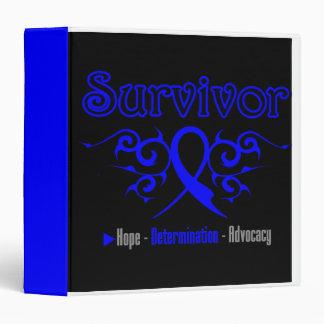 Colon Cancer Survivor Tribal Medical Binder