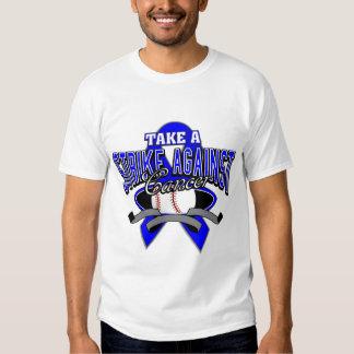 Colon Cancer Take A Strike T Shirt