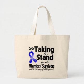 Colon Cancer Taking a Stand Tribute Bags