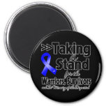 Colon Cancer Taking a Stand Tribute Magnet