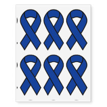 Colon Cancer Temp Tattoos