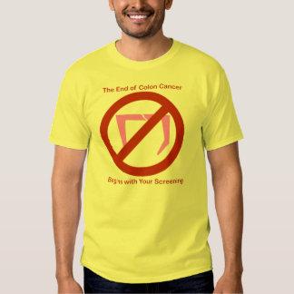 Colon Cancer Tshirt