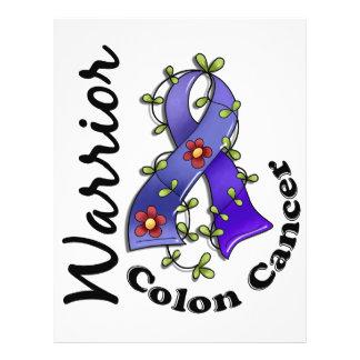 Colon Cancer Warrior 15 Flyer