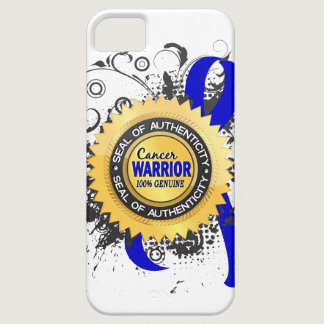 Colon Cancer Warrior 23 iPhone SE/5/5s Case