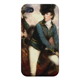 Colonel Banastre Tarleton  1782 iPhone 4 Cases