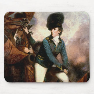 Colonel Banastre Tarleton  1782 Mouse Pad