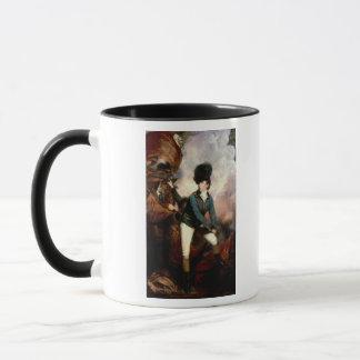 Colonel Banastre Tarleton  1782 Mug