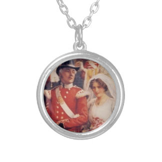 Colonel Brandon and Me Close-up Necklace