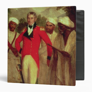 Colonel Colin Mackenzie and his Indian pandits 3 Ring Binder