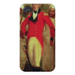 Colonel Colin Mackenzie and his Indian pandits iPhone 4/4S Covers