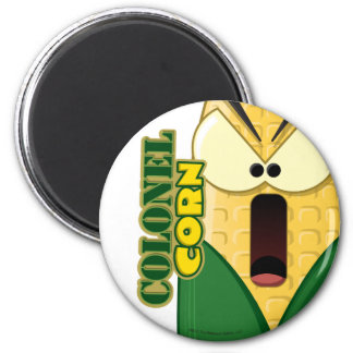 Colonel Corn Character Magnet
