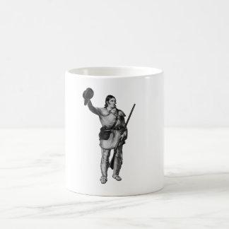 Colonel Davy Crockett Coffee Mug