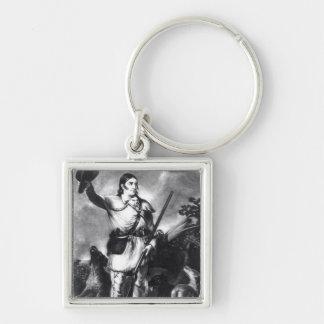 Colonel Davy Crockett Key Chains