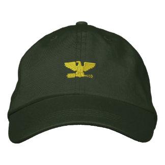 Colonel Embroidered Baseball Cap