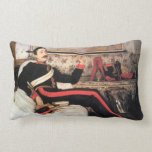Colonel Frederick Gustavus Burnaby by James Tissot Pillows