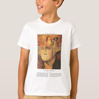 Colonel George Washington Citizen Soldier T-Shirt