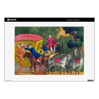 "Colonel Jack robbing Mary Smith in Maidenhead Thic 15"" Laptop Decal"