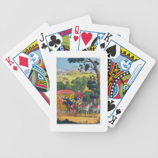 Colonel Jack robbing Mary Smith in Maidenhead Thic Bicycle Playing Cards