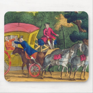 Colonel Jack robbing Mary Smith in Maidenhead Thic Mouse Pad