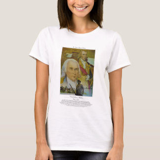 Colonel James Madison Citizen Soldier T-Shirt