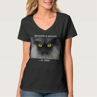 Colonel Meow Become A Minion T-Shirt