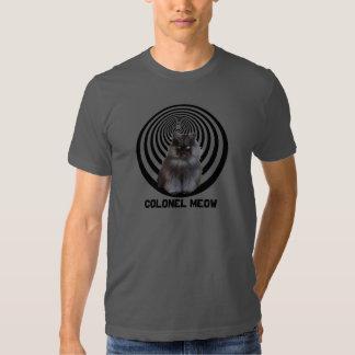 Colonel Meow Hypnotize T-shirt