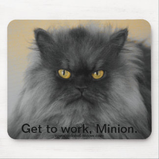 Colonel Meow Mouse Pad