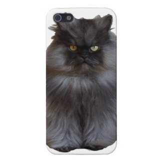 Colonel Meow Phone Case Covers For iPhone 5