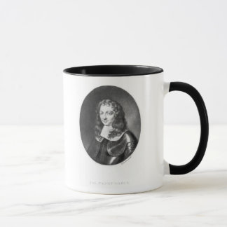 Colonel Penruddock  illustration Mug
