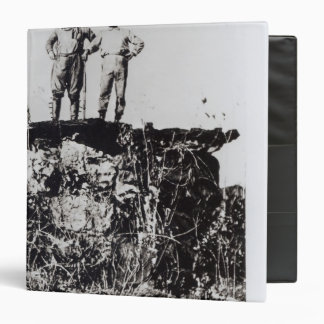 Colonel Roosevelt and Colonel Rondon at Navaite Vinyl Binder