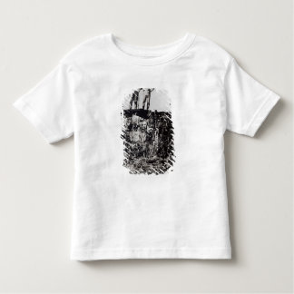 Colonel Roosevelt and Colonel Rondon at Navaite Toddler T-shirt