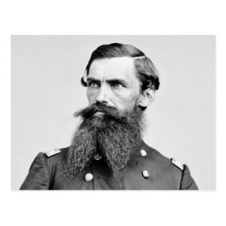Colonel Strother, 3rd WV Cavalry, 1860s Post Cards