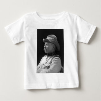 Colonel Theodore Roosevelt from 1898 Baby T-Shirt