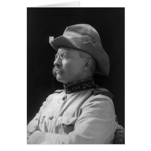 Colonel Theodore Roosevelt from 1898 Cards