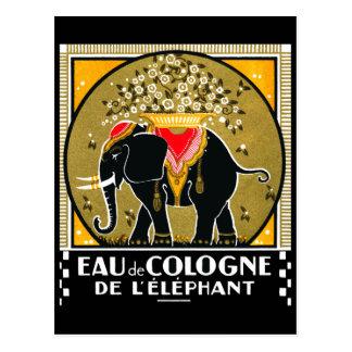 Colonia 1925 De L'Elephant Tarjetas Postales